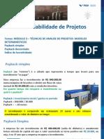 Aula 2 Análise e Viabilidade de Projetos (1)