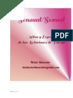 Héctor L. Blaseotto - Sensual Sexual. Mitos y Leyendas de Las Relaciones de Pareja