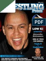 The Wrestling Press April 2011