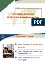 GENEX U-Net Functions and Application