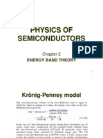 PHYSICS OF SEMICONDUCTORS-02