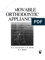 removable  orthodontic appliances