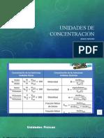 Unidades de Concentración (1)