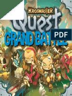 Krosmaster Quest Grand Battle