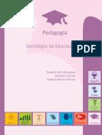 Livro Sociologia Da Educação