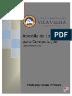 Apostila Logica Para Computacao 20200206-1238