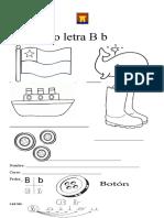 Módulo letra B