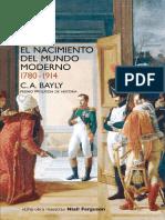 Bayly Nacimiento Del Mundo Moderno (2)