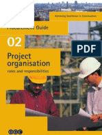 Achieving Excellence Guide 2 Project Org