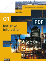 Achieving Excellence Guide Initiative Into Action