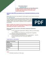 Internship Guidance (P)