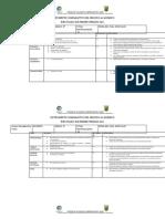 Instrumento Comparativo Del Proceso Academico