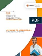 4. Formato Actividad de Aprendizaje 2 SDTDT