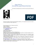 Proyeccion Astral Para Principiantes - Edain Mc Coy