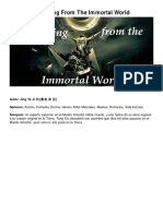 Returning from the Immortal World 01-100