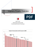 Northern Virginia Poverty Overview (3-19-11) by Dr. Michael Cassidy