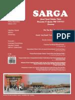SARGA edisi Nopember 2010.