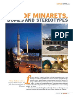 Of Minarets, Domes and Stereotypes