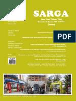 SARGA edisi Maret 2011.