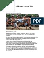 kebudayaan masyarakat lombok