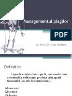 MC 8 - Managementul Plagilor