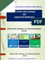 5 SISTEMA NACIONAL DE ABASTECIMIENTO PNP 2021