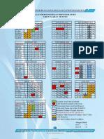 Kalender Pendidikan Provinsi Banten T.P 2021-2022