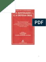 Vitorino P. Castelo Branco - O Advogado e a Defesa Oral