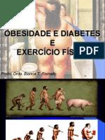 Exercício Obesidade e Diabetes - Bi-alunos