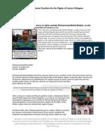 Deportation-Sweden-04-3-2011_Mohammad Mehdi (Farsi & English)