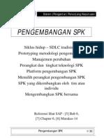 Pengembangan SPK