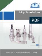 Hydro-Dehnspannfutter