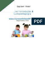 Apostila- Curso Introduçao Ludopedagogia