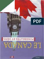 Canada Possibilités Et Défis Manuel ES 9