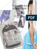 Intravenous Fluid Therapy