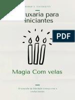 magia com velas