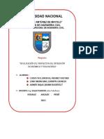 EVALUACIÓN DE PROYECTOS DE INVERSIÓN ECONÓMICO Y FINANCIERO (1)