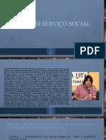 Aula de Gestão em Serviço Social sobre o terceiro setor