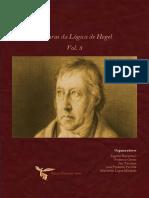 Leituras da Lógica de Hegel - Vol 3 - Argemir Bavaresco (org)