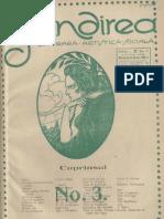 Gândirea, an I, nr. 3, 1 iunie 1921