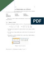 Matrices en Excel(1)
