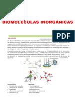 Biomoléculas-Inorgánicas-