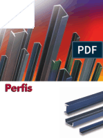 Catálogo de perfis Metálicos Belgo
