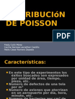 Distribuccion de Poisson