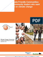 Creating Climate-Friendly Communities Sep2010
