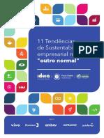 11 Tendencias de Sustentabilidade