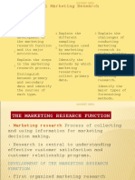 International Marketing Research -IMR-NG