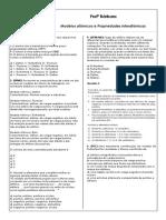 Lista 01_modelos Atômicos e Propriedades Interatômicas