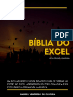 Biblia Do Excel
