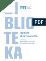 Papieskie Pielgrzymki PDF